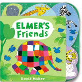 Omslag - Elmer's Friends