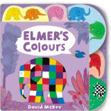 Omslag - Elmer's Colours