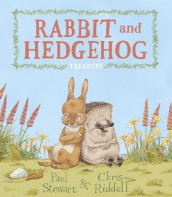 Rabbit and Hedgehog Treasury av Paul Stewart (Innbundet)