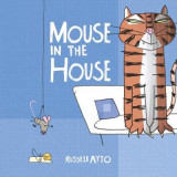 Omslag - Mouse in the House