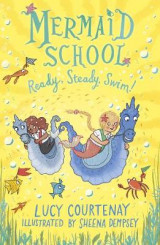 Omslag - Mermaid School: Ready, Steady, Swim!