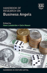 Omslag - Handbook of Research on Business Angels