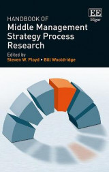 Omslag - Handbook of Middle Management Strategy Process Research