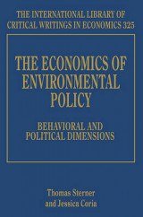 Omslag - The Economics of Environmental Policy