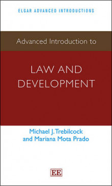 Advanced Introduction to Law and Development av Michael J. Trebilcock og Mariana Mota Prado (Heftet)