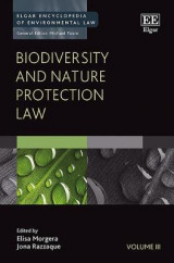 Omslag - Biodiversity and Nature Protection Law