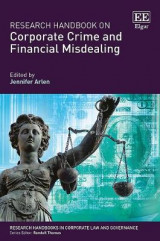 Omslag - Research Handbook on Corporate Crime and Financial Misdealing