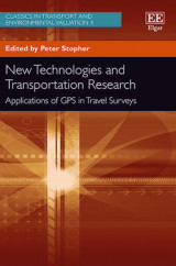 Omslag - New Technologies and Transportation Research
