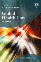 Omslag - Global Health Law