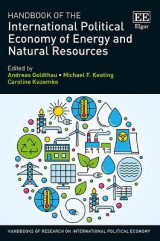 Omslag - Handbook of the International Political Economy of Energy and Natural Resources