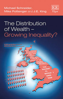 The Distribution of Wealth - Growing Inequality? av Michael Schneider, Mike Pottenger og J. E. King (Innbundet)