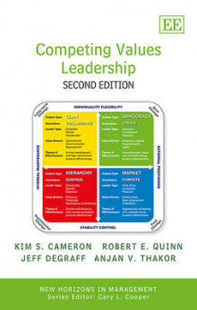 Competing Values Leadership av Kim S. Cameron, Robert E. Quinn, Jeff DeGraff og Anjan V. Thakor (Innbundet)