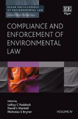 Omslag - Compliance and Enforcement of Environmental Law