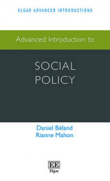 Omslag - Advanced Introduction to Social Policy