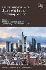 Omslag - Research Handbook on State Aid in the Banking Sector