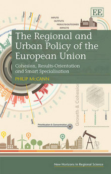 The Regional and Urban Policy of the European Union av Philip McCann (Heftet)