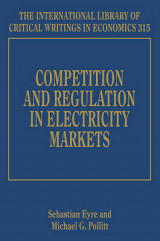 Omslag - Competition and Regulation in Electricity Markets