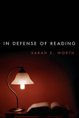 Omslag - In Defense of Reading