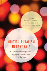 Omslag - Multiculturalism in East Asia