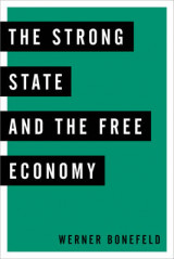 Omslag - The Strong State and the Free Economy