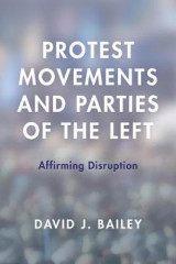 Omslag - Protest Movements and Parties of the Left