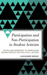 Omslag - Participation and Non-Participation in Student Activism