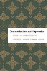 Omslag - Communication and Expression