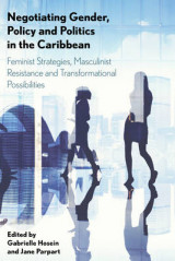 Omslag - Negotiating Gender, Policy and Politics in the Caribbean