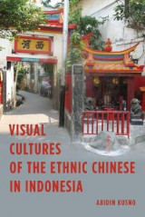 Omslag - Visual Cultures of the Ethnic Chinese in Indonesia