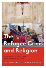Omslag - The Refugee Crisis and Religion