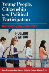 Omslag - Young People, Citizenship and Political Participation