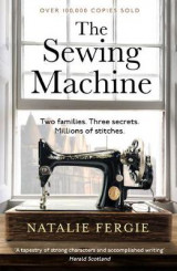 Omslag - The Sewing Machine