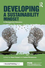Omslag - Developing a Sustainability Mindset in Management Education