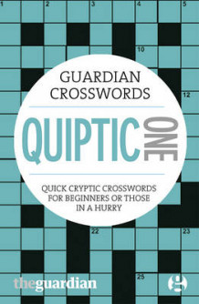 Guardian Quiptic Crosswords: No. 1 av Hugh Stephenson (Heftet)