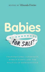 Omslag - Babies for Sale?