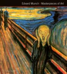 Edvard Munch masterpieces of art av Candice Russell (Innbundet)