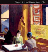 Omslag - Edward Hopper Masterpieces of Art