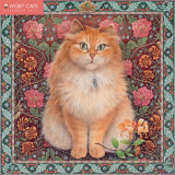 Omslag - Ivory Cats Wall Calendar 2017