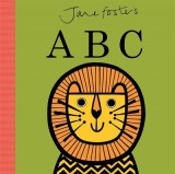 Omslag - Jane Foster's ABC