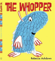 The Whopper av Rebecca Ashdown (Innbundet)