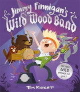 Omslag - Jimmy Finnigan's Wild Wood Band