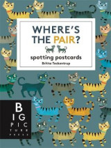 Omslag - Where's the Pair? Spotting Postcards