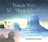 Omslag - Michael Foreman: Travels with My Sketchbook