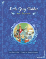 Omslag - Little Grey Rabbit and Friends