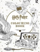 Omslag - Harry Potter. Colouring book