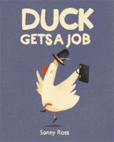 Omslag - Duck Gets a Job