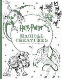 Harry Potter. Magical creatures. Colouring book (Andre trykte artikler)