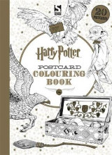 Omslag - Harry Potter Postcard Colouring Book
