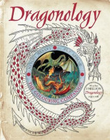 Omslag - Dragonology: The Colouring Companion
