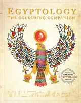 Omslag - Egyptology: The Colouring Companion